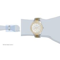 68e823ed8b84 Busca Reloj Fósil plateado de mujer con los mejores precios del ...
