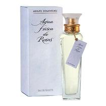 Perfume Agua Fresca De Rosas De Adolfo Dominguez 120 Ml