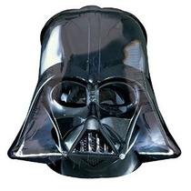25 Darth Vader Helmet Globo Negro Por Anagrama / Md