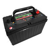 Bateria Solar 120ah 12v Ms-battery Lth Cale Panel Deep Cycle