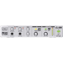 Procesador De Voces Para Podcast Behringer Mix800