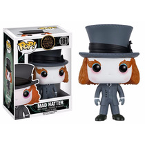 Mad Hatter Funko Pop Alicia A Traves Espejo Sombrerero Loco