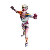De Halloween Del Payaso Morphsuit - Monster Kids S Juego Del