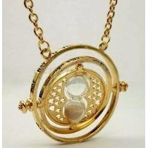 Giratiempo - Reloj Snitch Dorada - Reliquias De La Muerte