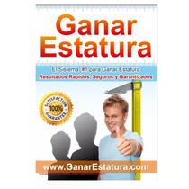Aumente 15 Cm Ganar Estatura Pdf Luis Garcia