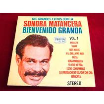Bienvenido Granda, Exitos Con La Sonora Matancera / Lp