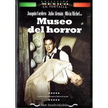 Dvd De La Película Mexicana Museo Del Horror 1963