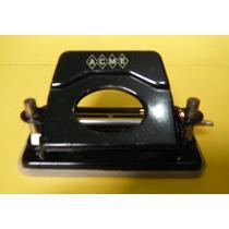 Antigua Mini Perforadora Acme