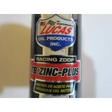Lucas Aditivo Aceite Autos Clasicos Hot Rod Carreras Arrancones Alto Rendimiento Zinc