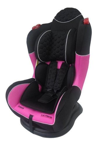 Silla Infantil Para Carro Prinsel Le Mans Rosa