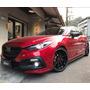Estribos Mazda 3 2014 - 2018 Hatchback Y Sedan