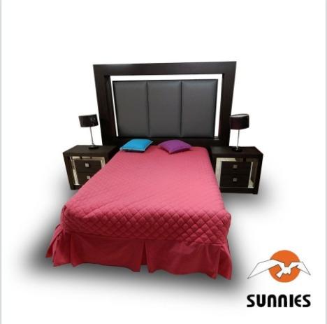 Rec mara matrimonial kendra sunnies muebles calidad for Precio recamara matrimonial