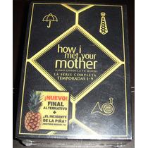 How I Met Your Mother Box Set Serie Completa En Dvd