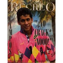 Jorge Campos Recreo Suplemento Dominical No.3 Octubre 1995