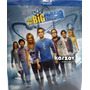 The Bing Bang Theory Boxset Temporadas 1 - 6 Blu-ray