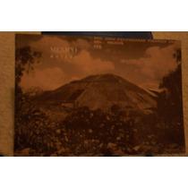 Postales De Teotihuacan, Mexico 2
