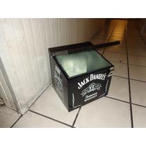 Hielera Jack Daniels 24 Metalica