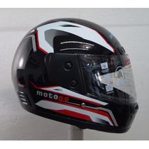 Casco Integral Para Motociclista Promoto