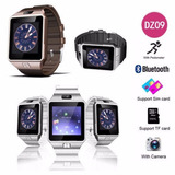 Smart Watch Dz09 Cámara Sim Micro Sd Android Ios Liberado