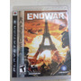Tom Clancys End War Ps3