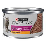Alimento Pro Plan Urinary Gato Adulto Carne/pollo 85g