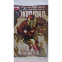 Extremis The Invincible Iron Man Monster Edition