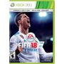 Fifa 18 Xbox 360 Físico Nuevo Fifa18 Y Envío Gratis Alclick