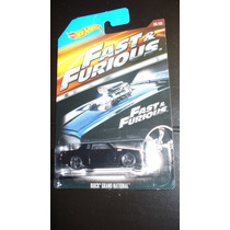 Buick Grand National Rapido Y Furioso 6 Hot Wheels 2015 06/0