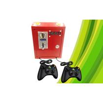 Temporizador Monedero / Controla 2 Equipos Ciber Xbox Renta