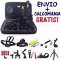 Kit De Accesorios Camara Gopro Muy Completo! Brazo Monopod