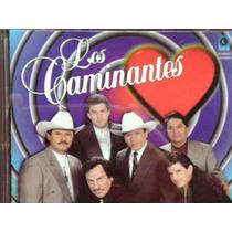 Cd Los Caminantes Con Tinta Del Corazon -luna-97