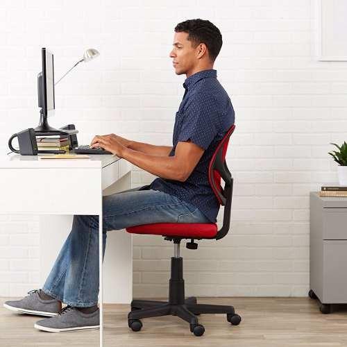 Silla para computadora roja envio gratis 1277 frcyq for Silla de computadora