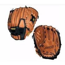 Manopla Guante Beisbol Baseball Wilson A500 11.5 Adulto