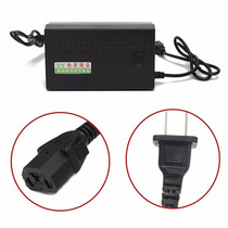 Cargador Baterias 48 V 2.1 Amp Motoneta O Bici Electrica