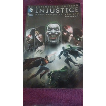 Injustice Gods Among Us:año Nuvo Vol.1