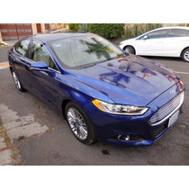 Ford Fusion Fusion 2014 Se Luxuri 2.0 Turbo 4 Cyl Ecobost