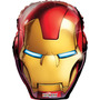 Globo Avengers Ironman Paq 10 Pzas 9 Pulgadas Centro De Mesa