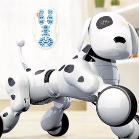 Perro Robot A Control Remoto Inalámbrico