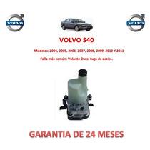 Bomba Licuadora Direccion Electrohidraulica Volvo S40 2005