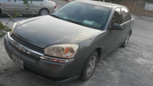 Chevrolet malibu 2006 en partes 2004 2007 motor 3 5 for Malibu precio