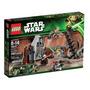 75017 Duel On Geonosis Yoda Vs Dooku Lego Star Wars Ugo