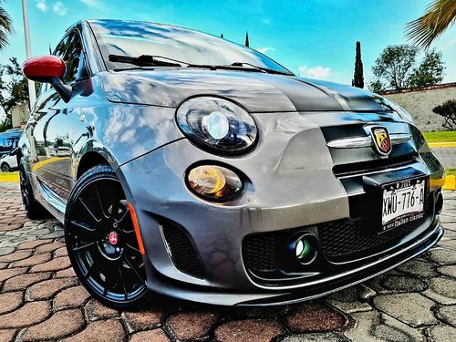 Fiat 500 2013 1.4 3p Abarth 5vel Qc Piel R 17 Mt