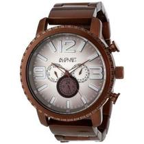 Reloj August Steiner As8067br Marrón