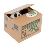 Alcancia Roba Monedas Con Sonido En Forma De Panda