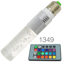 Foco De Led De 3w Rgb 16 Colores Diferentes Control Remoto