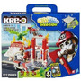 Kre-o Cityville Invasion Fire Station Dragón Ataque Conjunto