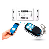 Sonoff Rf Switch Wifi + Control Remoto Inteligente