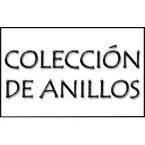 Gran Colección De Anillos De Acero Inoxidable Para Hombre.