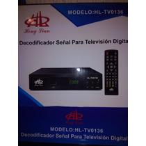Decodificador Señal Para T. V Digital