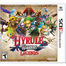 Hyrule Warriors Legends - Nintendo 3ds - New 3ds - 2ds